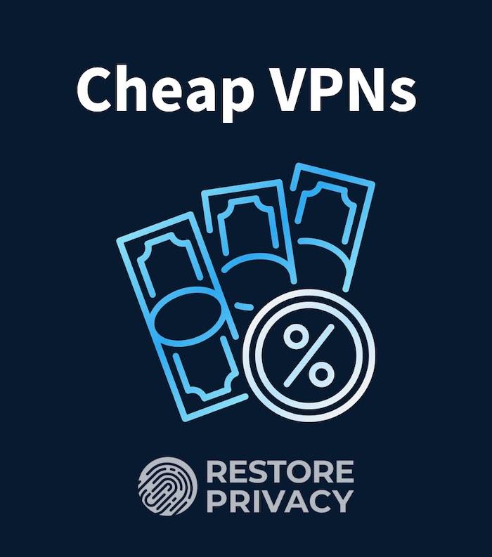cheap vpn