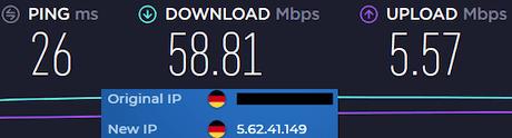 hidemyass vs nordvpn speeds