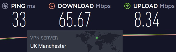 pia vs nordvpn speeds