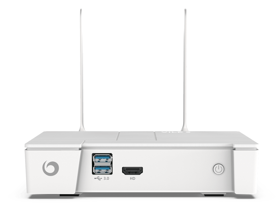vilfo vpn router front view