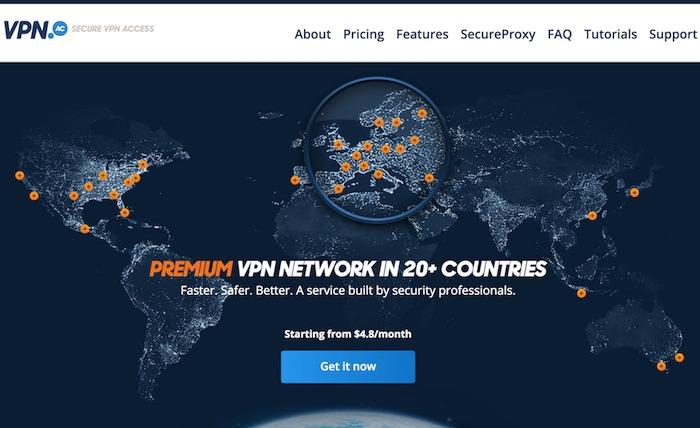 vpn for mainland china