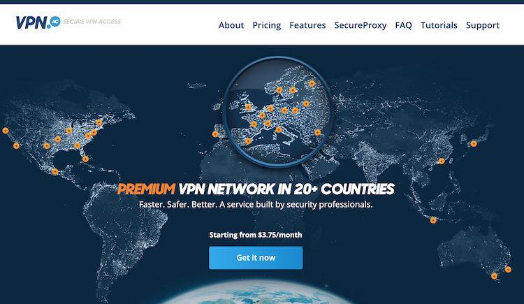 best rated vpn 2020