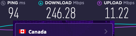 review of vyprvpn speeds