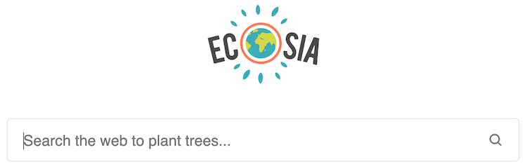 search engine plants trees privacy