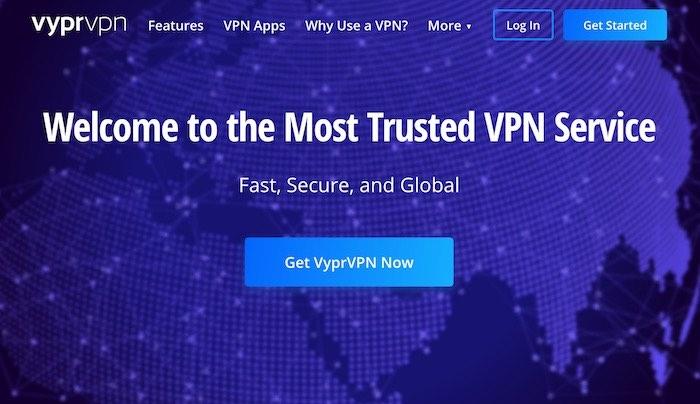 VPN Netflix proxy