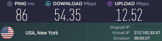 AVG VPN is slow