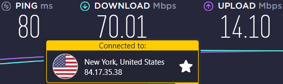 Cyberghost vpn speeds slow