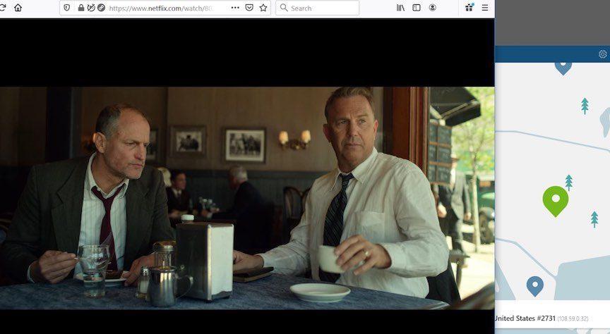 NordVPN vs VyprVPN Netflix
