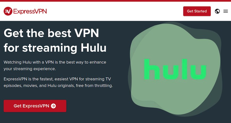 user-friendly vpn for Hulu