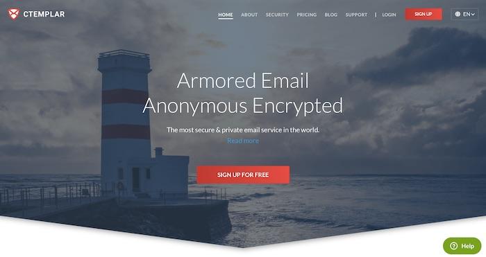 Correo electrónico empresarial seguro en Islandia