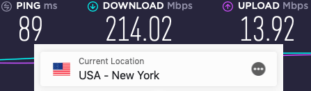 ExpressVPN Lightway speeds