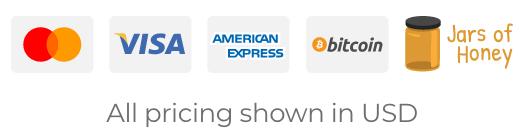 TunnelBear Bitcoin payments