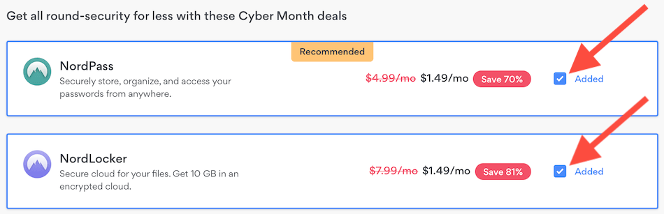 VPN bundle deals on Black Friday and Cyber Monday