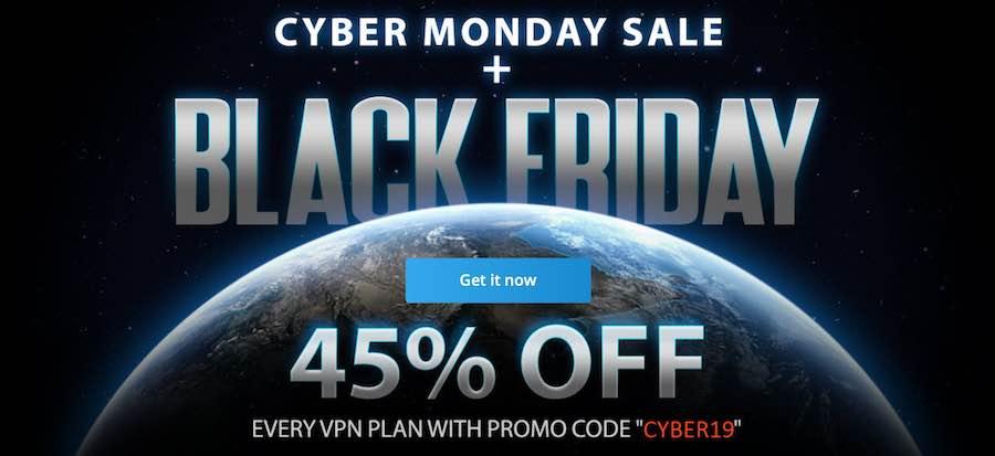 VPNAC Black Friday Discount savings deal