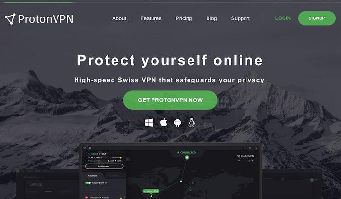 best unlimited free VPN