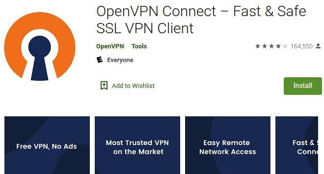 OpenVPN on Android