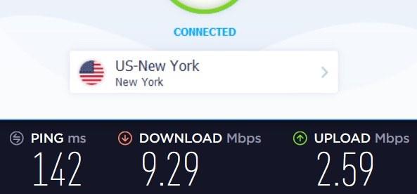 VPN unlimited slow speeds