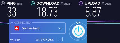 Windscribe slow VPN speeds