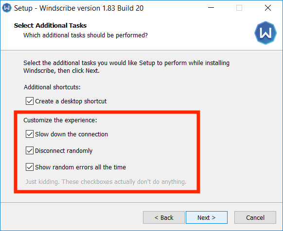 Windscribe vpn errors