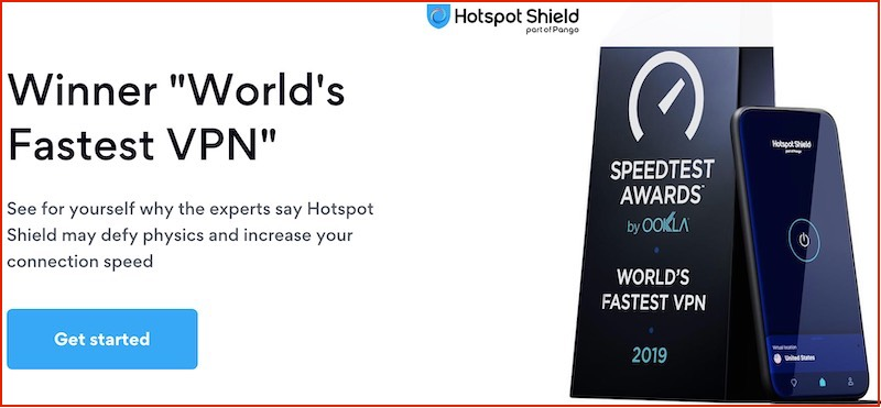 hotspot shield fast vpn