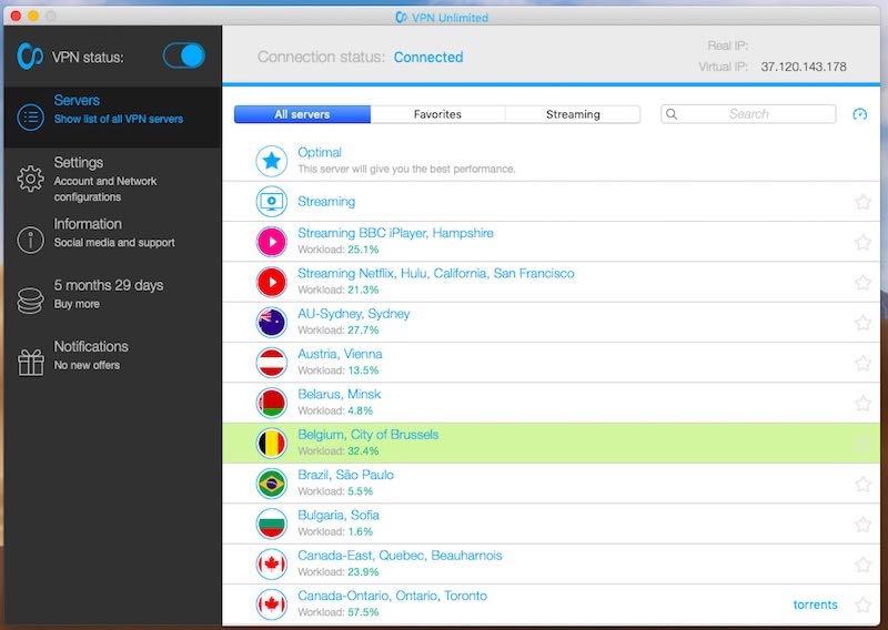 vpn unlimited app on mac os