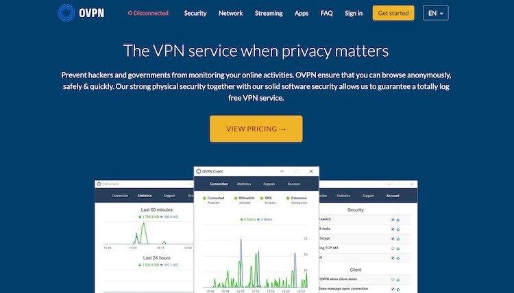 Best VPN in Sweden