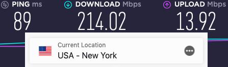 ExpressVPN faster than HMA VPN