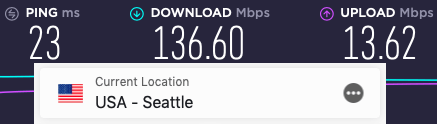 ExpressVPN vs PIA speeds