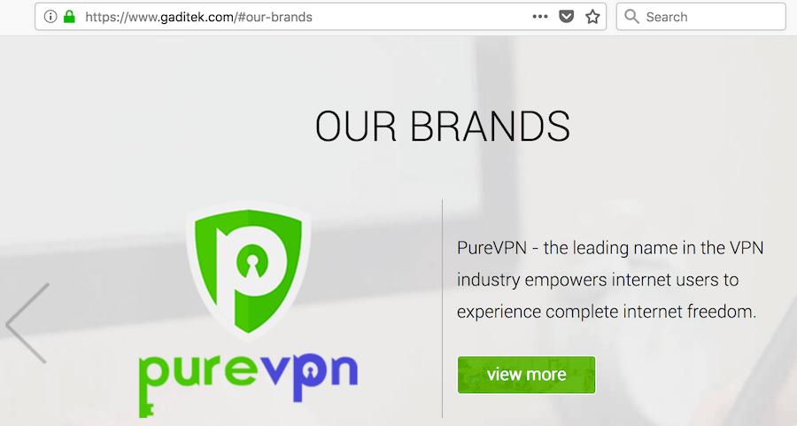 Gaditek PureVPN vs Nord VPN