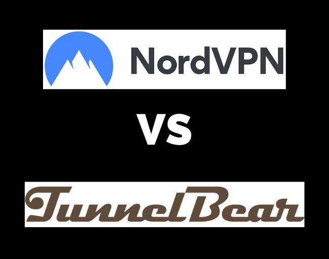 NordVPN vs TunnelBear