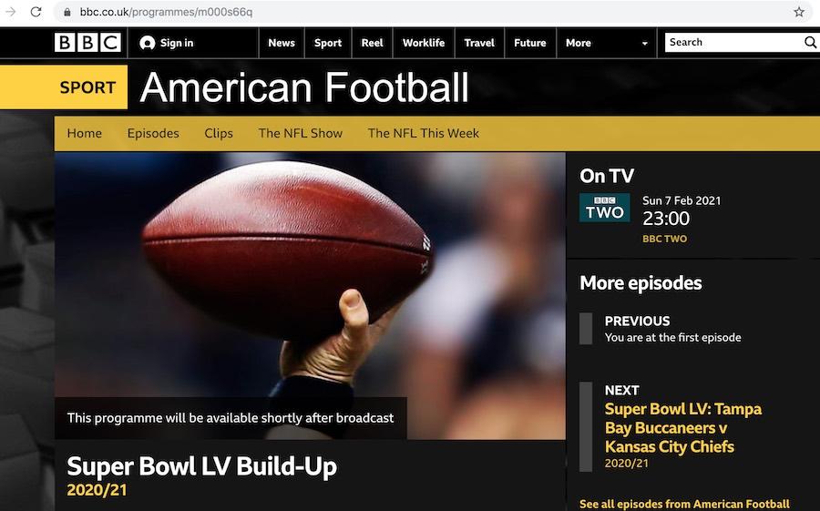 Super Bowl Stream for Free 2021