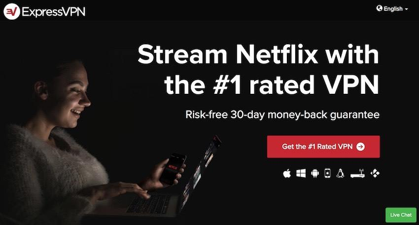 best VPN to unblock Netflix