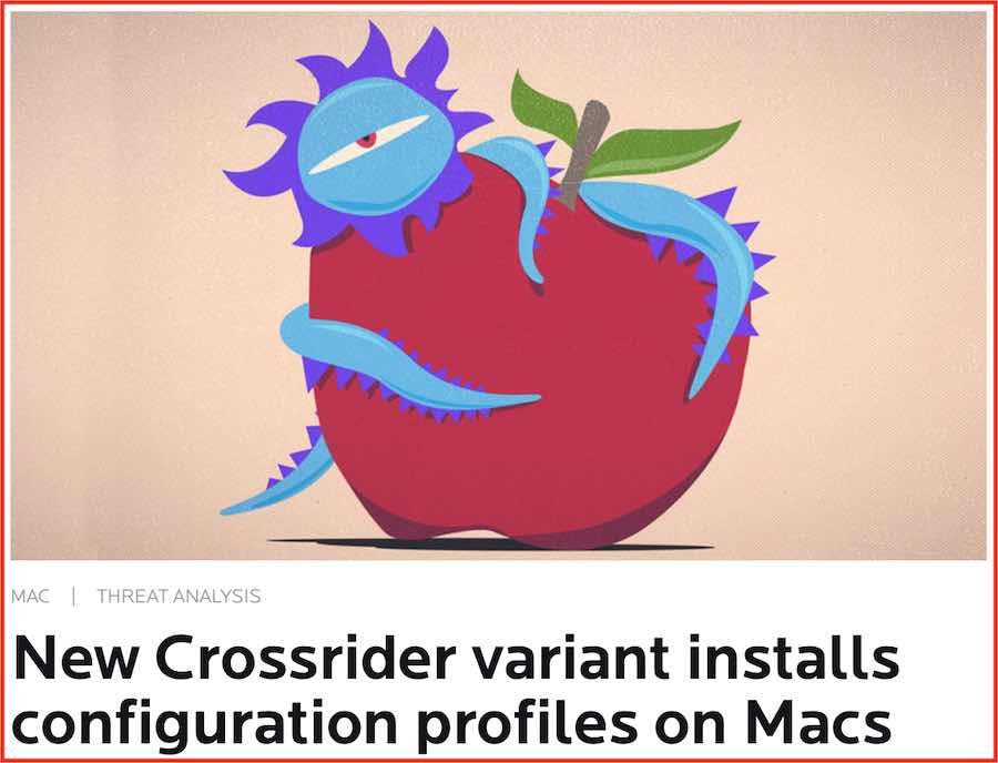 crossrider kape cyberghost malware