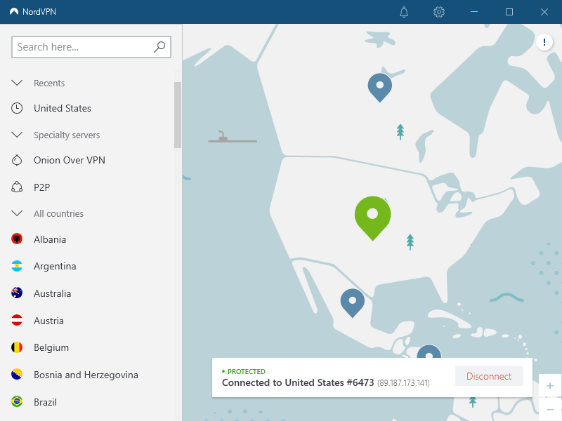 nordvpn apps vs tunnelbear