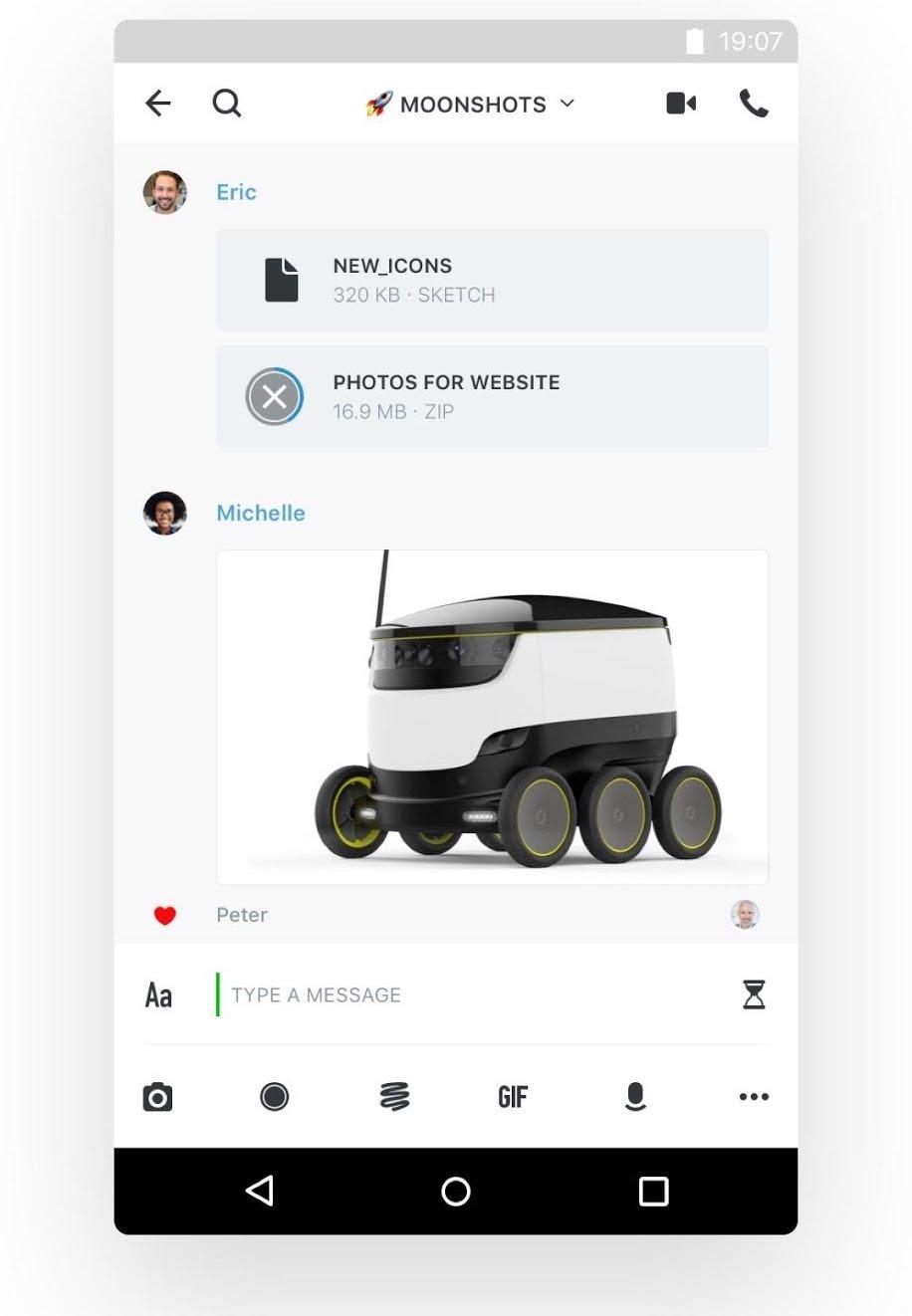 wire messaging app whatsapp alternative