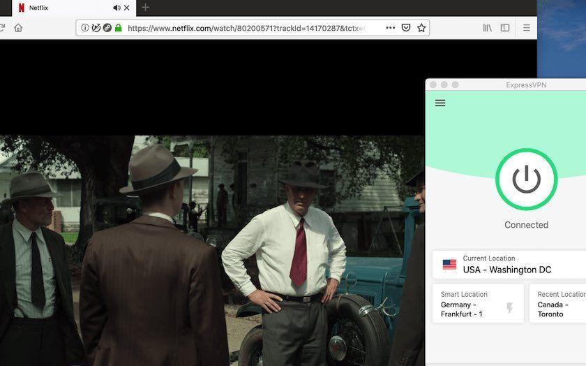 ExpressVPN netflix streaming vs PureVPN