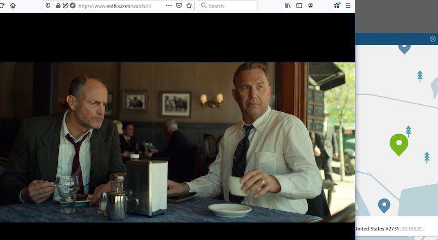Netflix with NordVPN