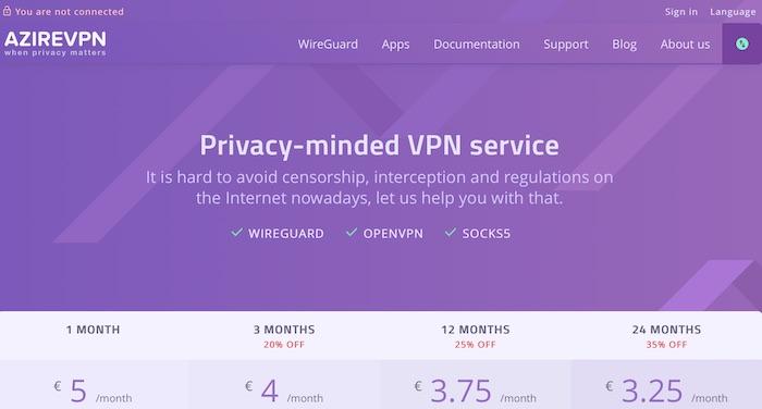 VPN IPv6