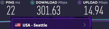 vyprvpn speeds