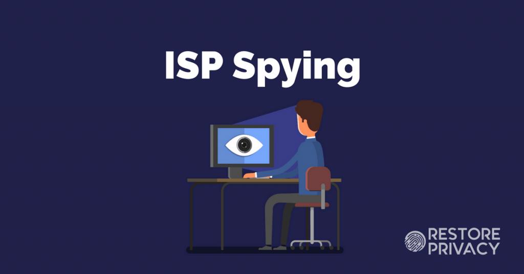 ISP spying