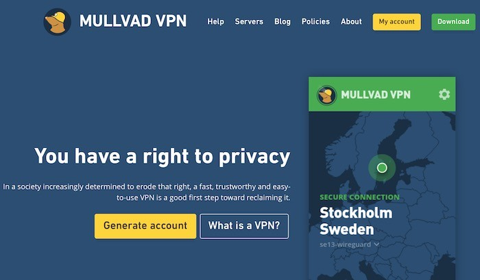 Wire Guard with VPN service