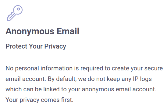 Is ProtonMail really anonymous? The answer is less clear than I like.
