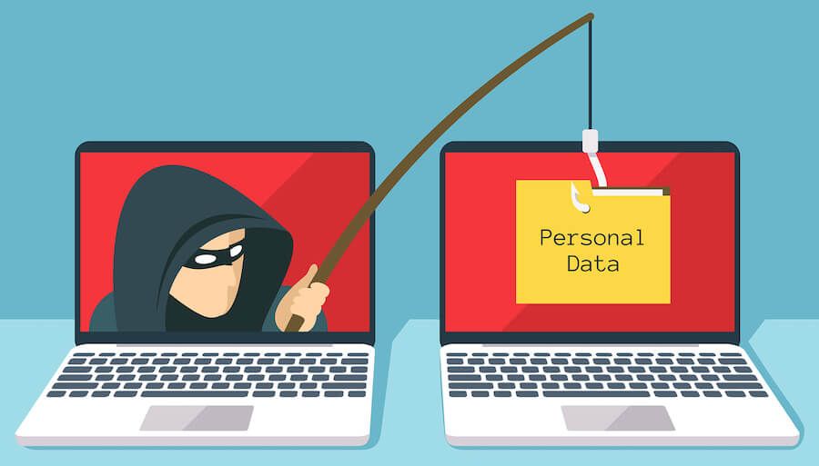 identity theft email security