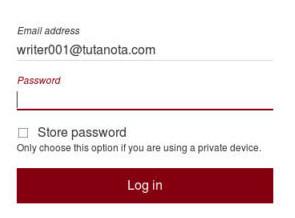 tutanota secure email log in