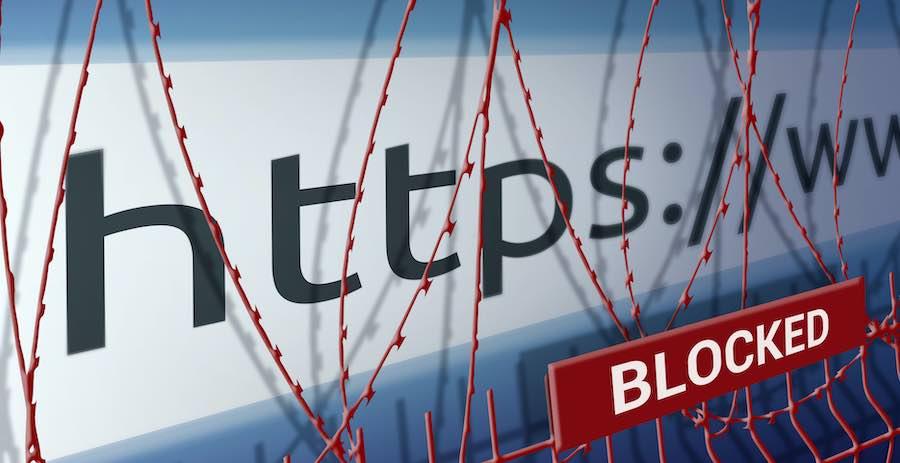 websites blocked in UAE use VPN