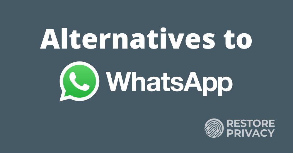 altnerative to whatsapp 2021