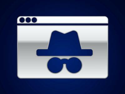 private browsing incognito