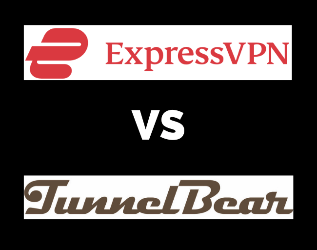 ExpressVPN vs TunnelBear