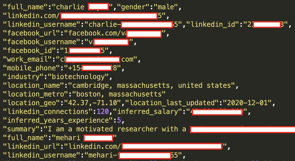 LinkedIn Data Breach 700 million