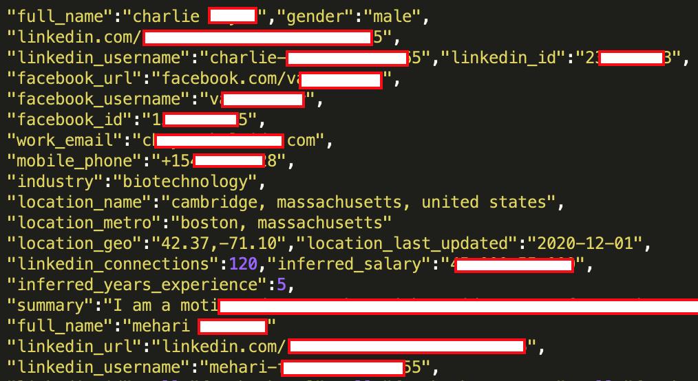 LinkedIn Data Breach 700 million users exposed 2021 leak - LinkedIn tem dados de 700 milhões de usuários vazados por hackers